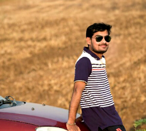 Abhishek's student