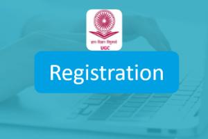 7. UGC NET Exam Registration 2019