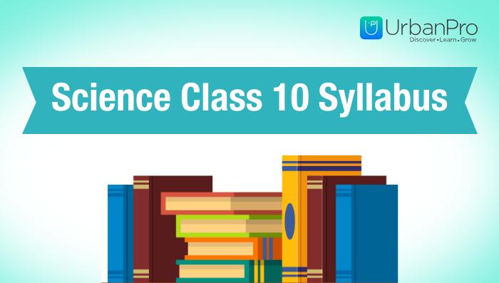 cbse-science-class-10-syllabus