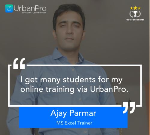 Ajay potm