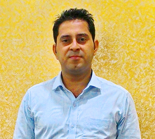Anil Dhawan, a MS Excel Trainer