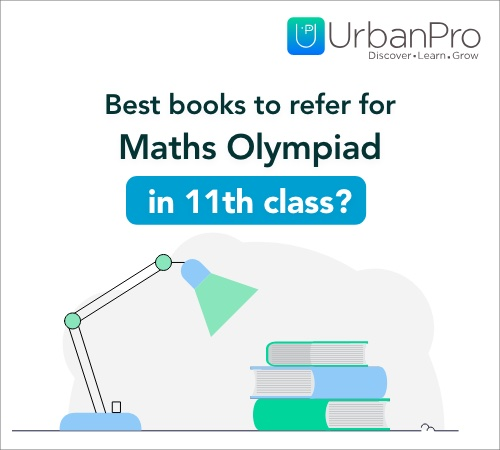 Best books to refer for Maths Olympiad in 11th class