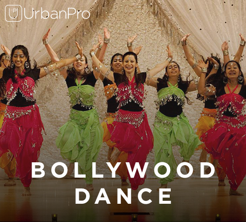 Bollywood Dance Classes for Children