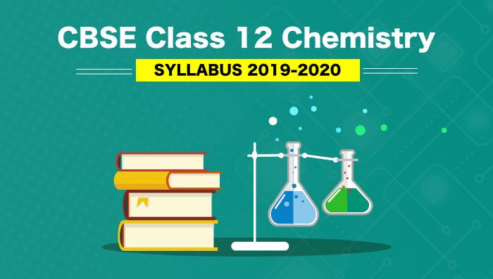 Chemistry Syllabus 2019-2020