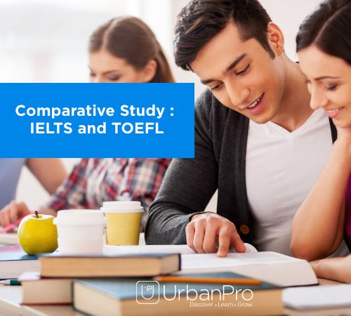 Comparative Study - IELTS Vs TOEFL
