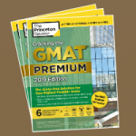 Cracking the GMAT Premium Edition with 6 Computer-