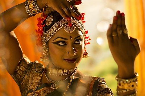 Bharatanatyam is a solo dance