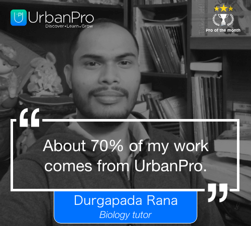 Durgapada Rana - feb 1 week pro of the month