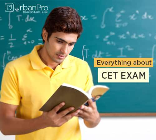 Everything about CET Exam