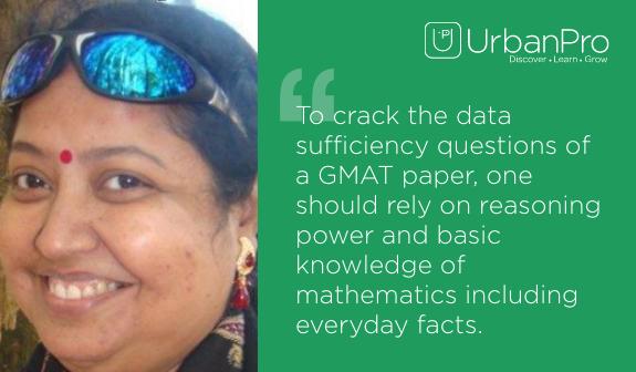 Anuradha Dutta, a GMAT trainer