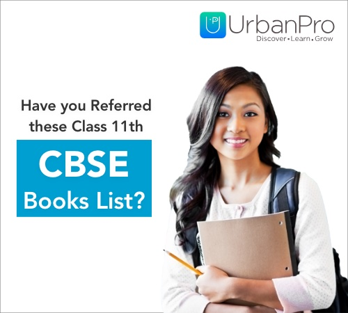 Have you Referred these Class 11th CBSE Books List