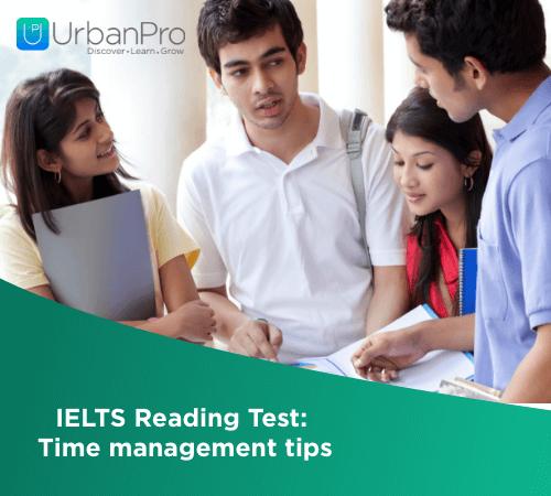 IELTS Reading Test: Time management tips