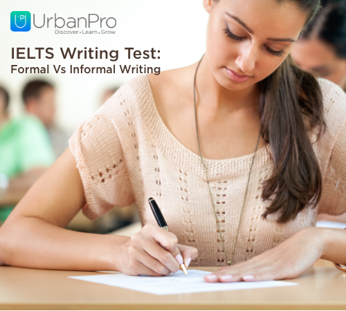 IELTS:  Formal Vs Informal Writing
