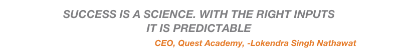 Institute of the month- Quest Academy