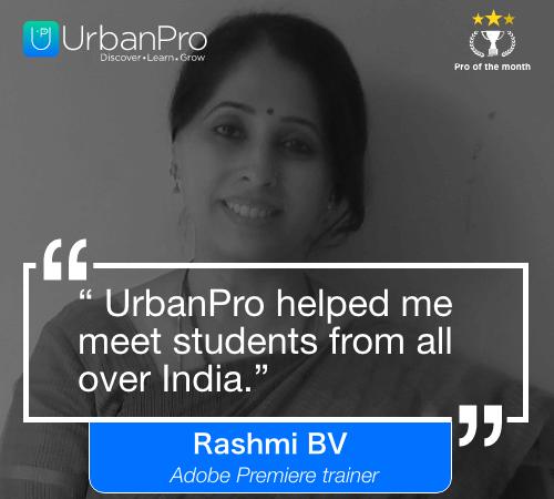 Rashmi BV 5 week