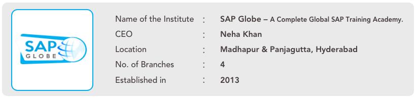SAP Globe ceo information – 3.1 – 1