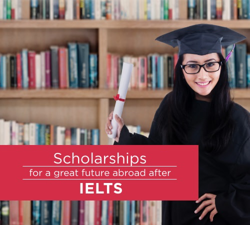 Scholarship Options after IELTS