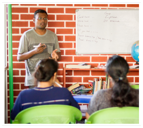Speak Classroom image