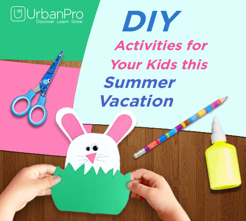 Diy Activities For Your Kids This Summer Vacation