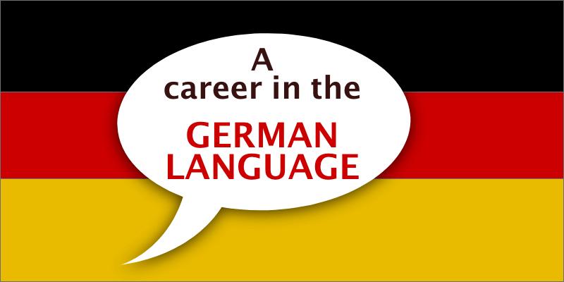 a career in german language