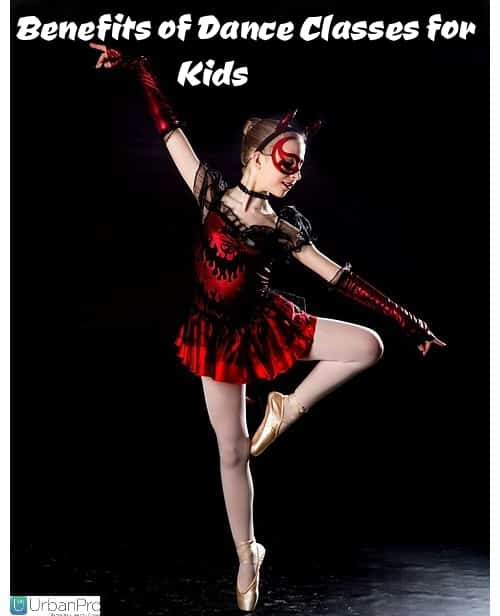 Benefits of Dance Classes for Kids