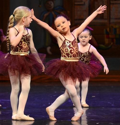Dancing Boosts Self-Esteem