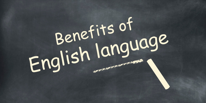 benefits of learning english language