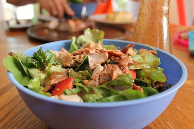 eat healthy always