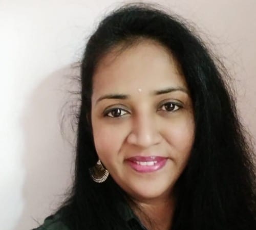 Sujatha N, Teacher Trainer