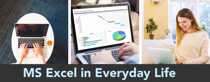 ms excel everyday use