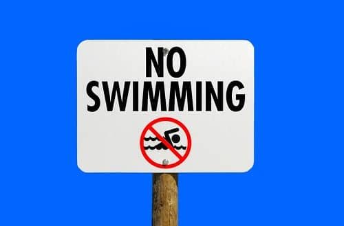 Importance of swimming rules