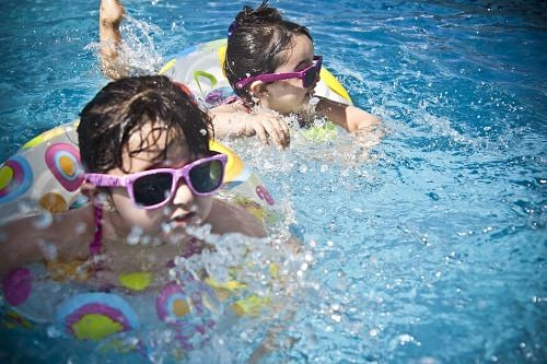 swimming keeps Cardiorespiratory System strong