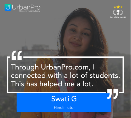 swati pro of the month quote text