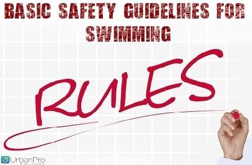 Basic Safety Guidelines For Swimming