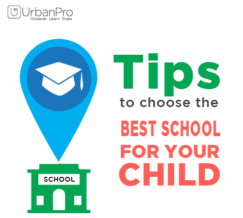 Tips to choose the best school for your child