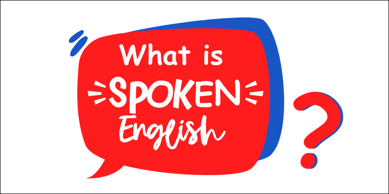 what is spoken english