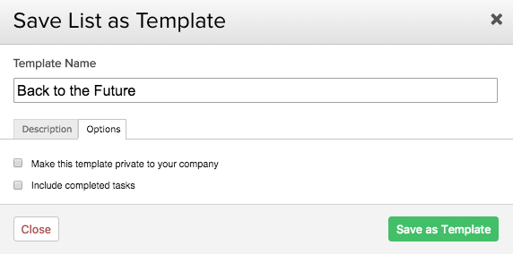 For More Information See: Granting Task List Template Permissions To Users  List Templates
