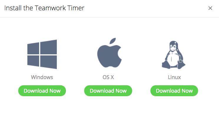 Download Teamwork Timer