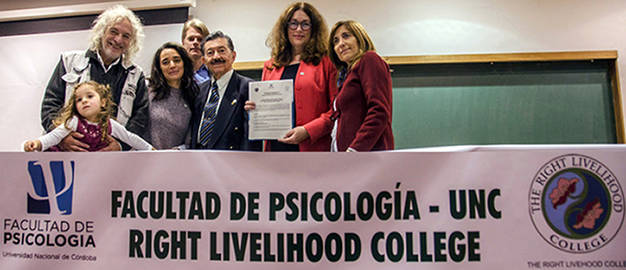 Right Livelihood College Opens New Campus