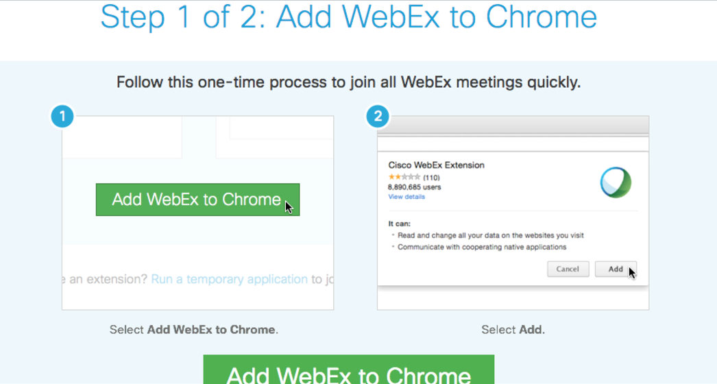 How do I create and use WebEx conferences in Canvas? - SLCC