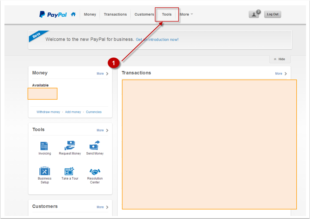 How to setup PayPal payment gateway (NEW interface) - MOHID How To