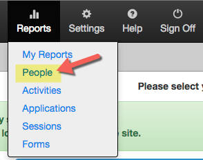 People Person Badges 6 Up Report Avery 5384 Template
