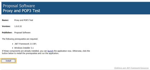 Proxy Authentication Required (407 error) - RocketDocs Help