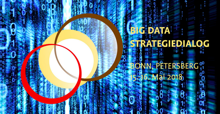 Big Data Strategiedialog // 15.-16. Mai, Bonn