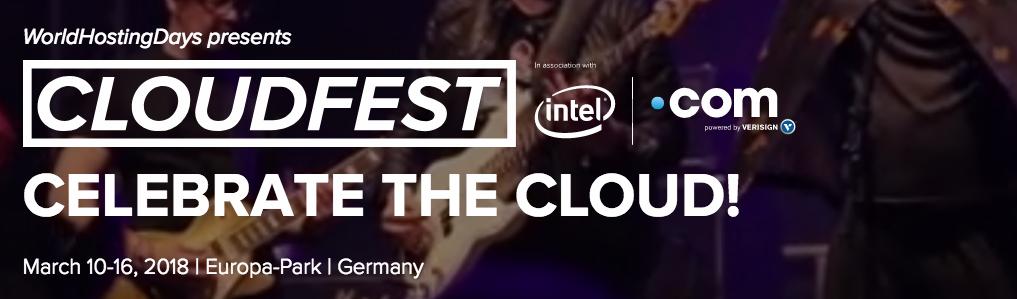CloudFest // 10.-16. März, Rust