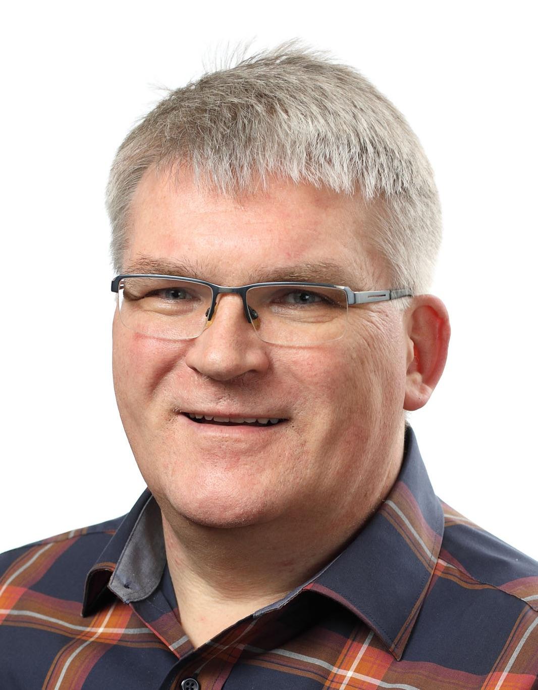 Ingo Steins, *um Deputy Director Operations und Experte für Data Lakes