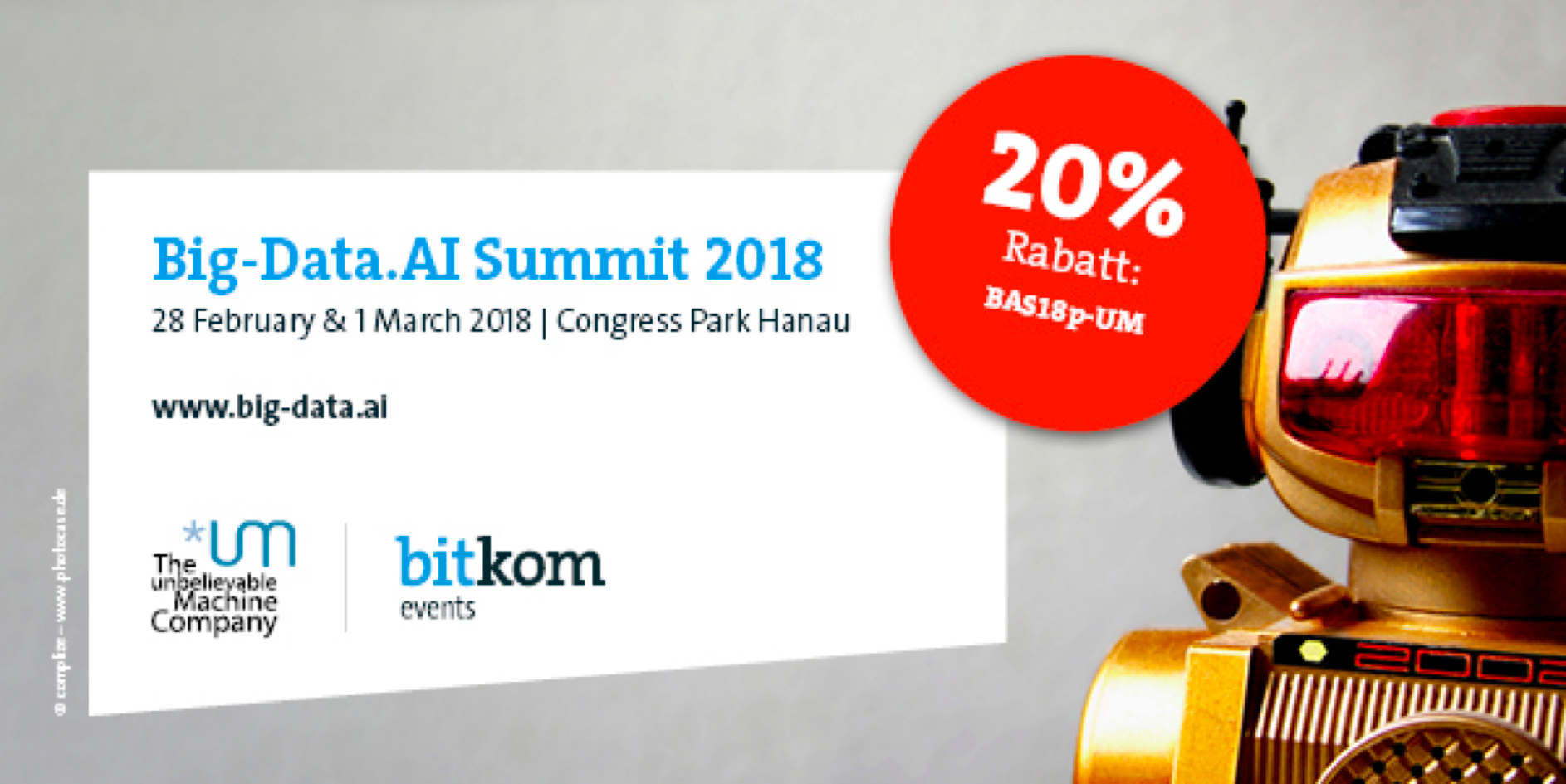 Big-Data.AI Summit // 28. Februar & 1. März, Hanau