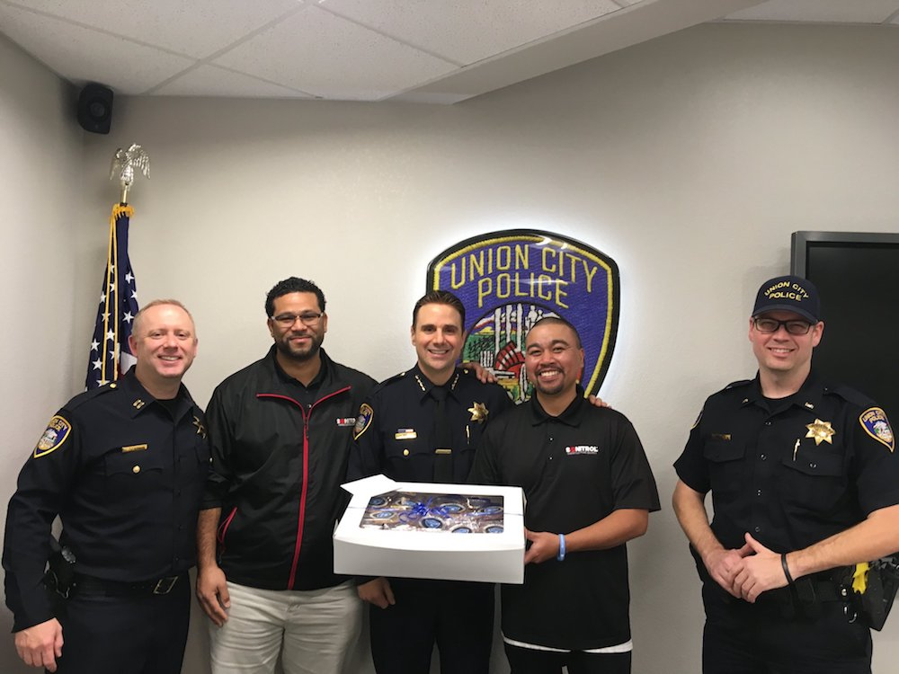 How We Celebrated National Law Enforcement Appreciation Day
