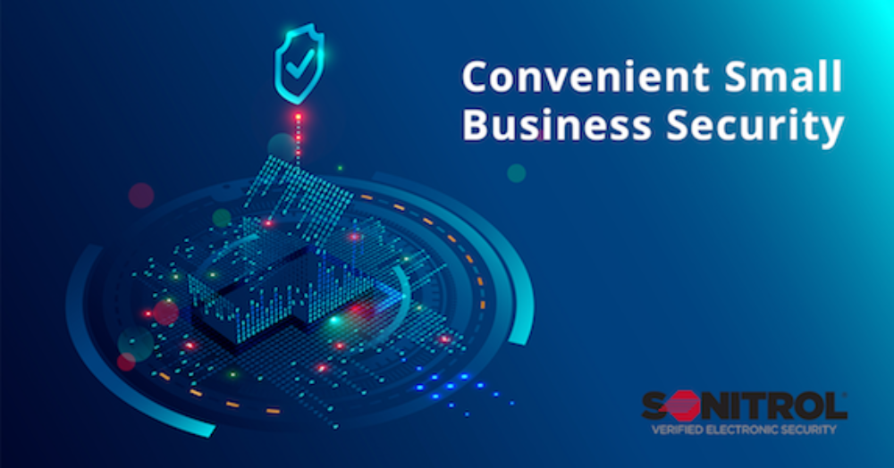 convenient small business security