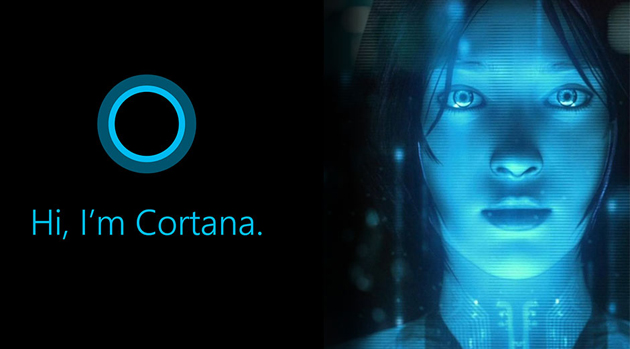 Microsoft's response to Apple's Siri and Google Now. An Artificial Intelligence that is proud of it: Cortana.